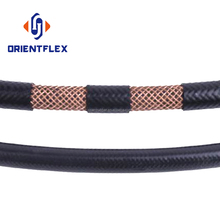 Professional bending eco-friendly line rubber motorcycle fuel hose for sale