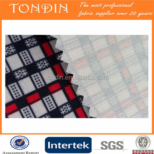 new design swool cashmere fabric for garment Korea Italian/winter coat