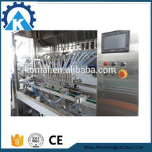 high efficiency automatic oil bottling machine