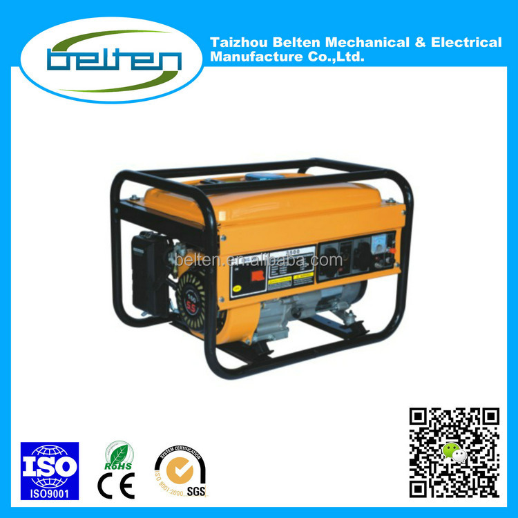 2KW 5.5HP 2.5KW 6.5HP Used Generator For Sale In Pakistan