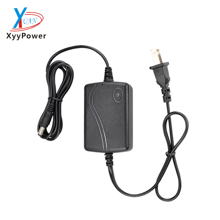 China supplier 100~240v desktop power supply 12v 12w ac dc adapter 5.5*2.1mm