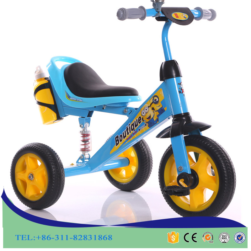 China mini kids tricycle triciclo,baby pedicab