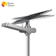 Integrated Solar Power LED Lamp System for Road Street Home Court with motion sensor CE ROHS FCC CQC IP65