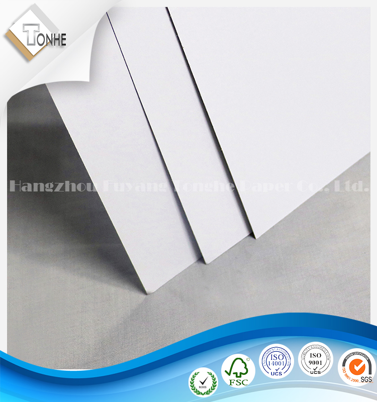Grade A Duplex Board Grey Back Offset Printing Paper