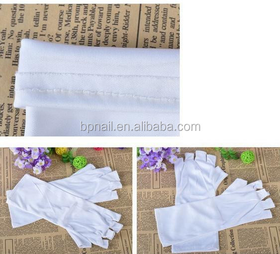 Anti UV Glove for UV Light/Lamp Radiation Protection Manicure Nail Art Dryer Tools