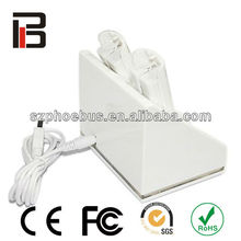 FCC CE certified remote charger for wii controller