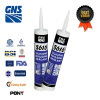 New silicone sealant big glass silicones sealant