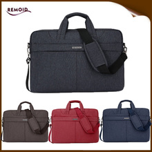 Water Resistant Shock-proof Laptop Shoulder Messenger Case with Handle for Business