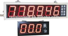 JDMS Series Multifunctional LED Display screen indoor and large LED counter and digital timer