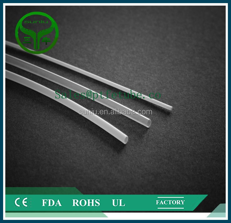 FEP/teflon Heat Shrink Tubing/transparent fep tube