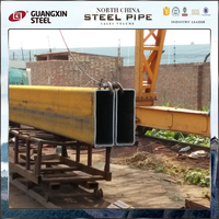 best price thin wall rectangular steel tube a-36 tubular