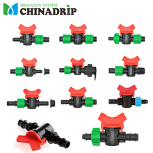 mini valve lock coupling connectors for drip/tape/pipe irrigation system