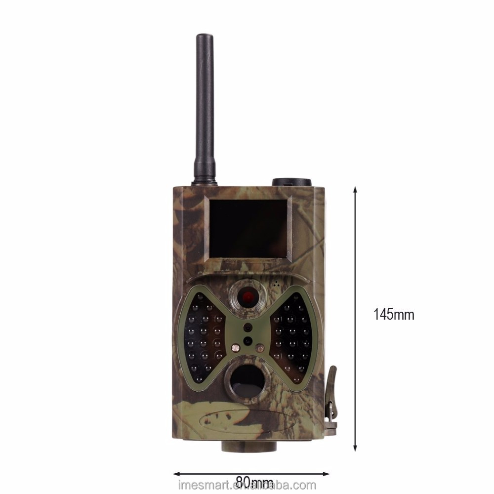 Wireless scouting camera Night Vision no flash battery wholesale gprs surveillance camera