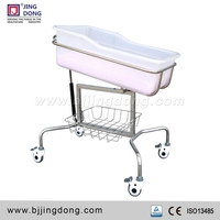 NEW design ANGEL series Hospital medical crib Newborn Baby bed