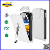 Magnetic Leather Flip Case Cover for SAMSUNG GALAXY Y S5360
