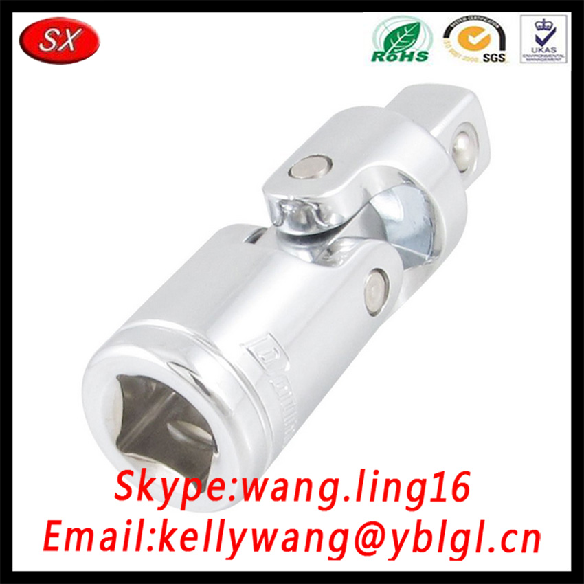 ISO9001 China Manufacturer OEM Precision Steel 360 Degree Swivel Joint For Connecting