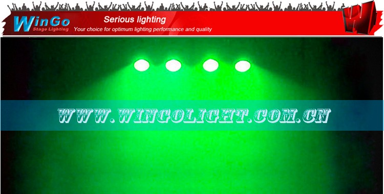 compact LED Bar 4 head COB par /compact IRC LED bar / wireless dmx COB bar light