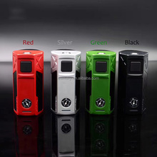 China Suppliers Original Teslacigs Invader 2/3 box mod Support 2 or 3pcs batteries Tesla 2/3 Mod VS RX 2/3