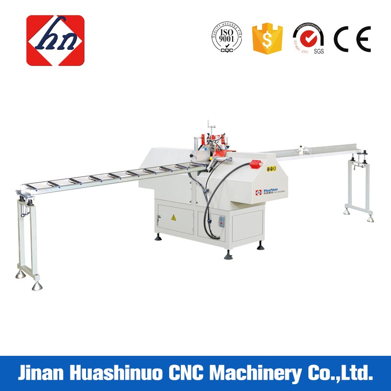 Mullion PVC Cutting Saw Used UPVC Window Machine