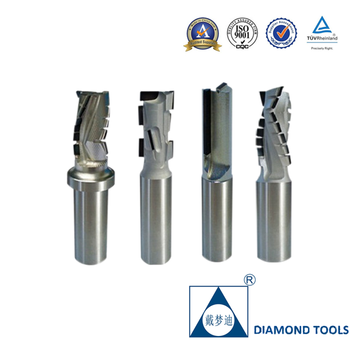 PCD Diamond router bits Woodworking router bits