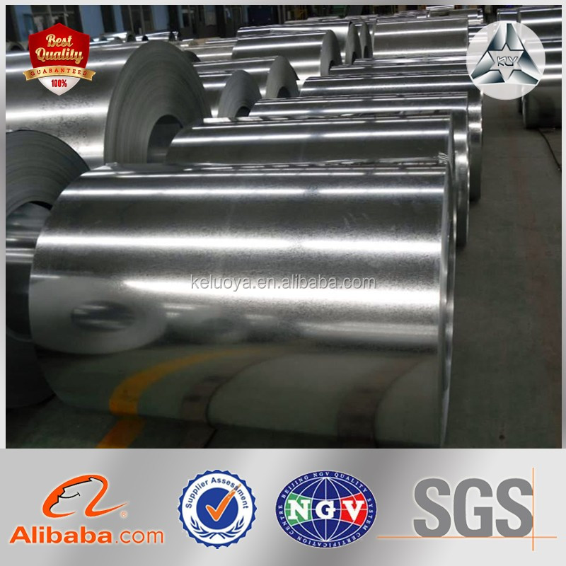 hot dip galvanized steel coil/ corrugated roofing sheet