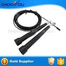 China Wholesale Crossfit Training Adjustable Speed Jump Rope