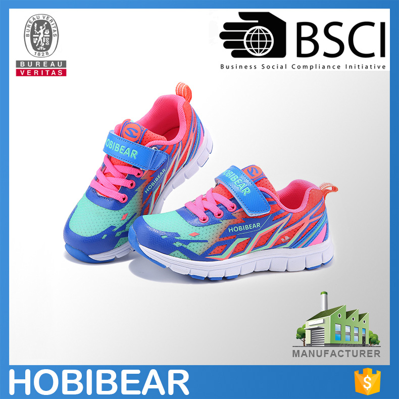 High <strong>max</strong> quality children running shoes wholesale cheap girl sport shoes