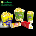 cinema paper popcorn buckets disposable paper
