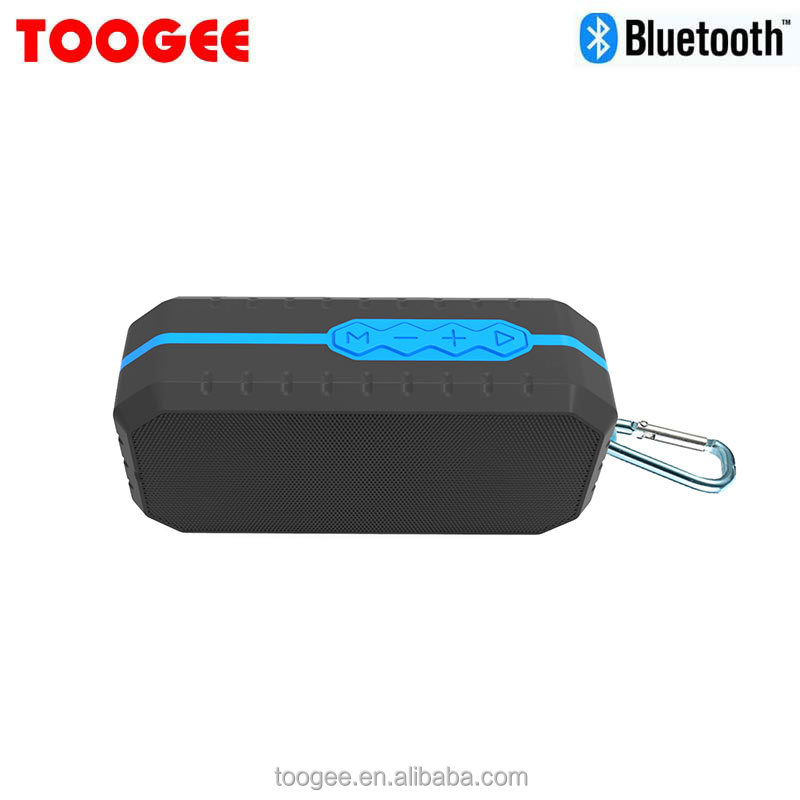 super bass wireless water proof mini bluetooth portable speaker