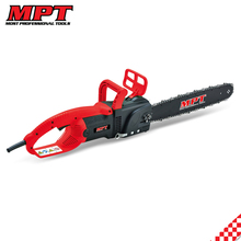 MPT 2.6kw 12m/s electric start chainsaw