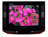 NEW 14inch CRT COLOR TV WITH DVB-T2