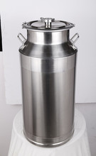FOOD GRADE 304/316L STAINLESS STEEL WINE CONTAINER