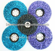 CLeaning dust disc/abrasive disc/GRINDING WHEEL