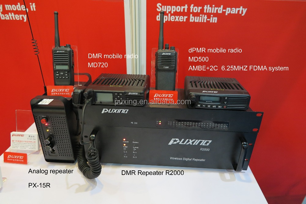 MD720 DMR mobile radio