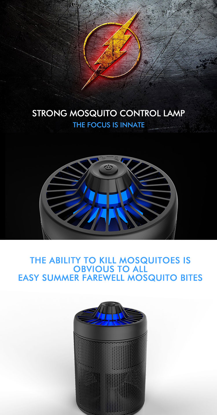 Home LED Bug Zapper Mosquito Killer electric fly zapper