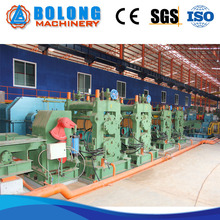Complete Production Line Round Bar Hot Rolling Machine Cold Iron