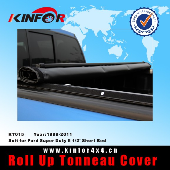 Cargo cover fit Ford F 150 6 1/2' Short Bed Model 2011
