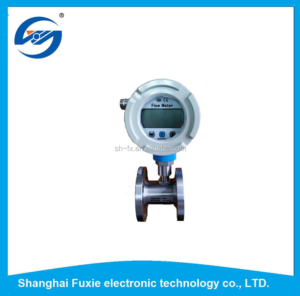 CE approved Turbine flow meter