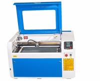 2016 Guangzhou Exhibition Hot sale Clothing/Acrylic Laser engraving cutting machine made in China