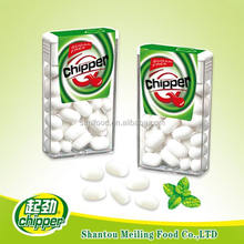 Chinese supplier sugar free candy mint