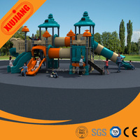 XJ1002-XJ84A Children playground equipment for restaurants