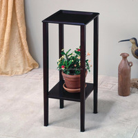 Modern simple metal indoor plant flower stand