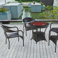 Appealing Design High Quality Wicker Outdoor