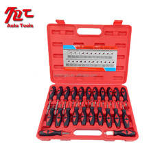Hotsale steel Multi colors 23pc Terminal Release Tool Set for most of vehicles