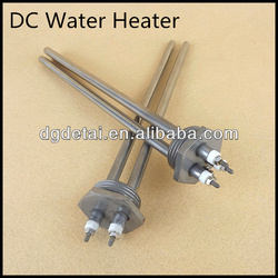 High Quality Tube Electrical Water Heater dc Heater