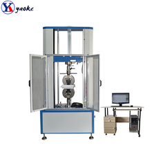 Rebar Steel Tension Strength Test Machine/Tensile Compression Testing Equipment