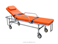 Hospital mobile cart for MRI emergency appliances from China,non-magnetic gurneys