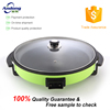 Home BBQ Round Party Pan With