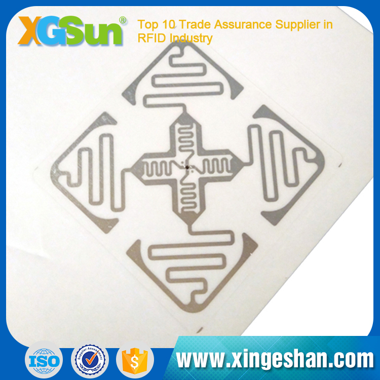 rfid labels for logistic long read distance