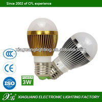 2013 Hot Sale 5W High Quality LED Bulb Light With Ceramic Base E27 Made In China